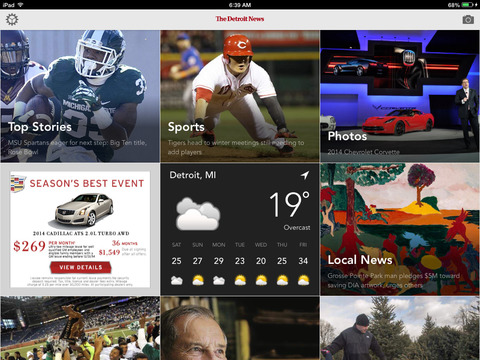 The Detroit News screenshot 6