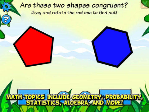 Sixth Grade Learning Games SE screenshot 8
