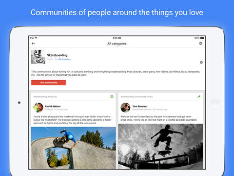 Google+ for G Suite screenshot 7