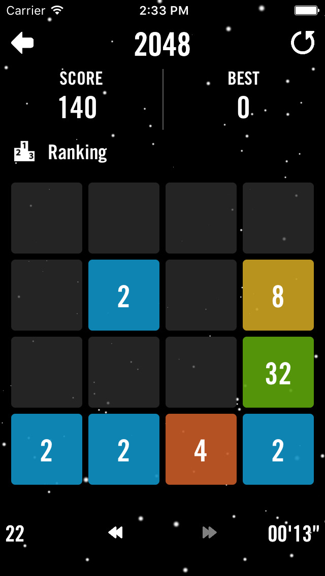 2048 » screenshot 2