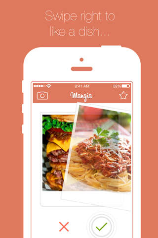 Mangia - Local Food Finder - náhled
