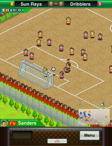Pocket League Story Lite screenshot 6