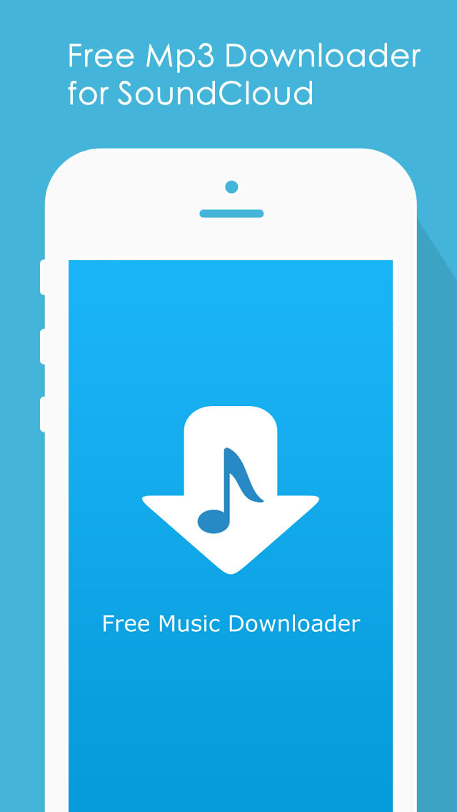 Free Music Download - Mp3 Downloader and Player for
