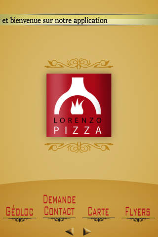 Lorenzo Pizza - náhled