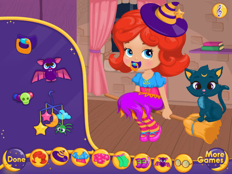 Baby Witch Magic Potion screenshot 7