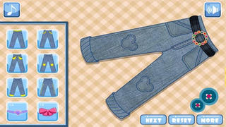 Jeans Makeover screenshot 3