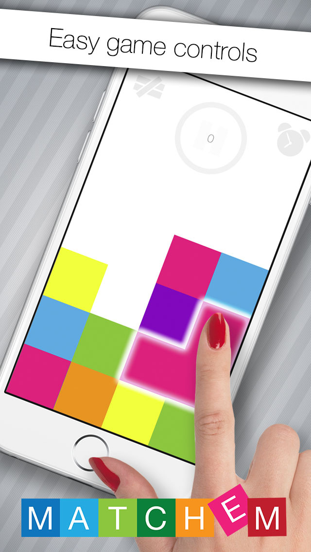 Match'em! The original and smart matching game screenshot 2