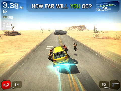 Zombie Highway 2 screenshot 8