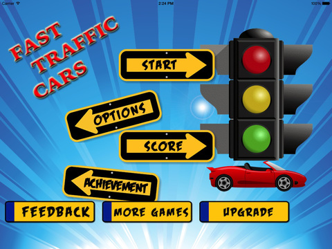 Fast Traffic Cars PRO screenshot 10