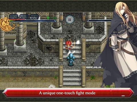 Ys Chronicles 1 screenshot 10