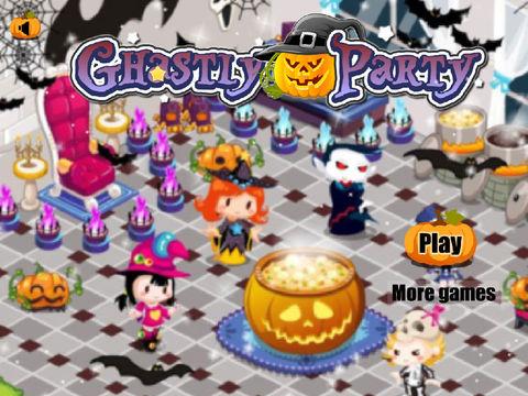Halloween Layout screenshot 6