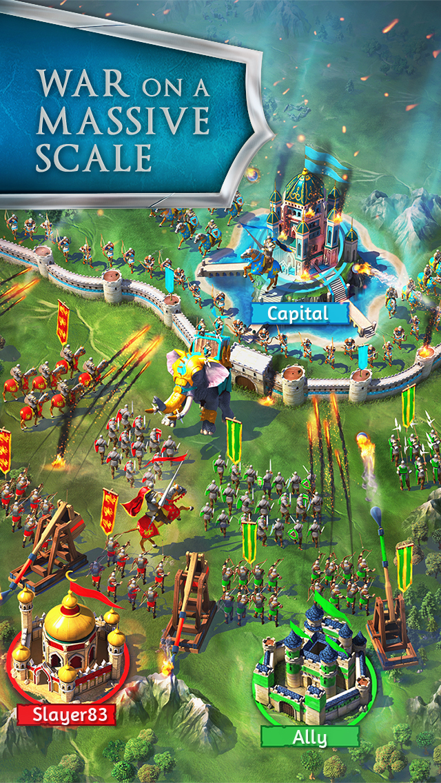 March of Empires screenshot 2