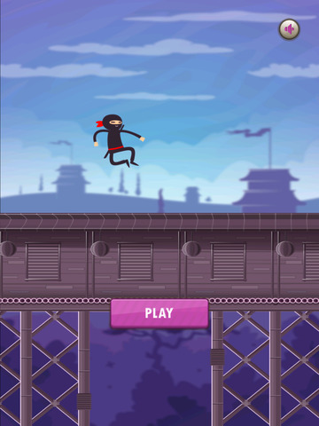 A Ninja Warrior Run Game screenshot 4