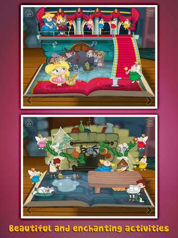 StoryToys Sleeping Beauty screenshot 8