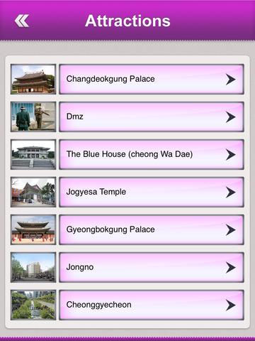 South Korea Tourism screenshot 8