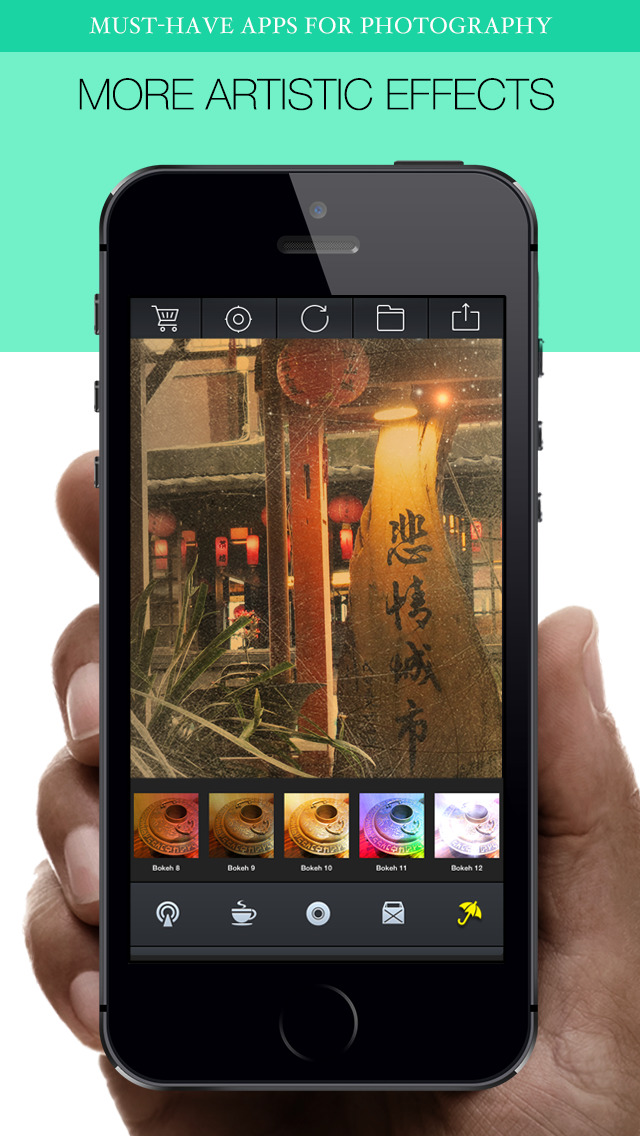 Photo 360+ Pro - Best Photo Editor and Stylish Camera Filters Effects screenshot 2