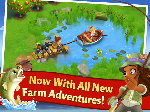 FarmVille 2: Country Escape screenshot 7