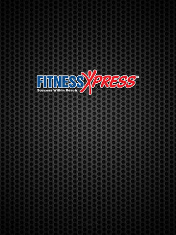 Fitness Xpress screenshot #1