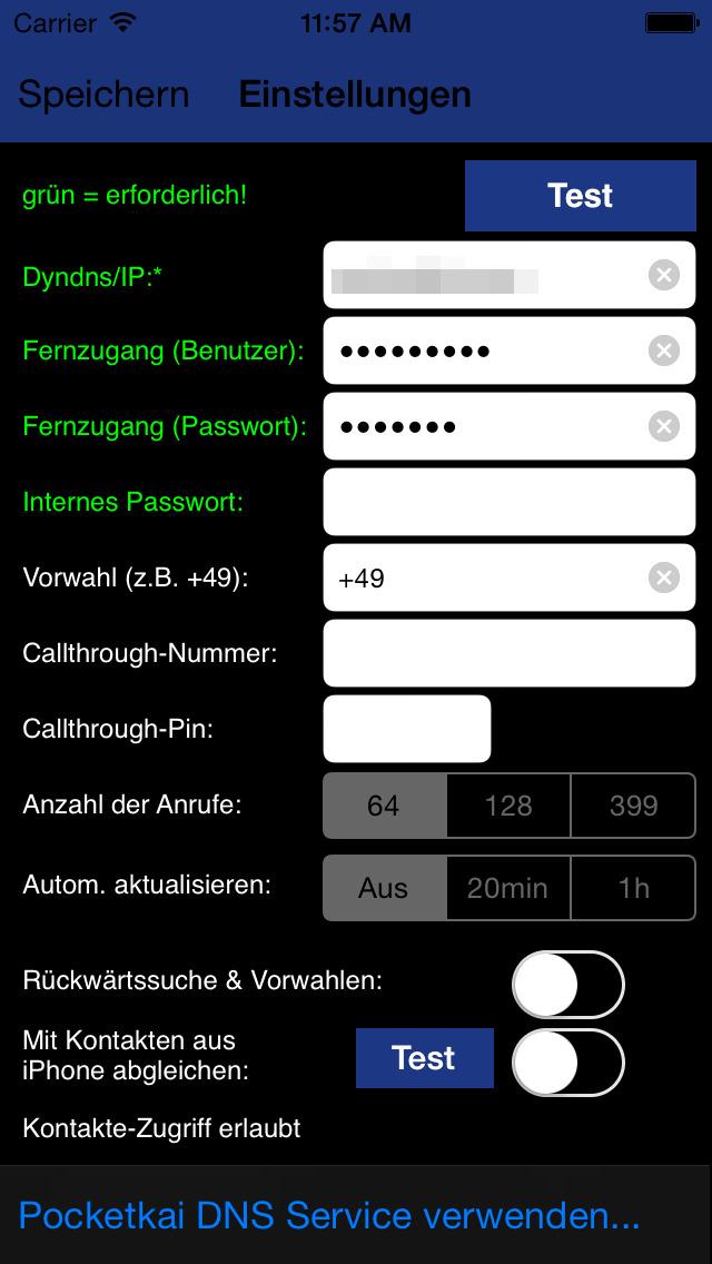 Call List Lite screenshot 5