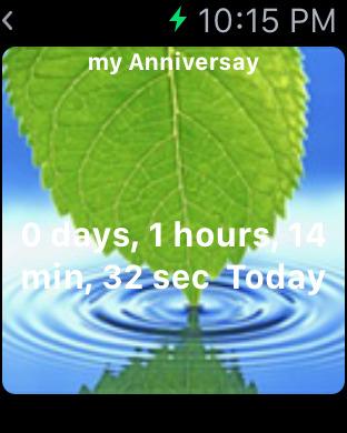 Amazing Days Countdown screenshot 14