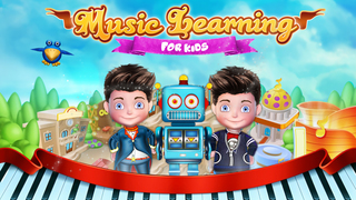 Music Learning For Kids screenshot 1