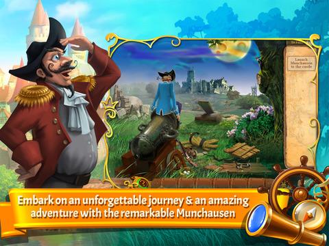 The Surprising Adventures of Munchausen HD screenshot 1