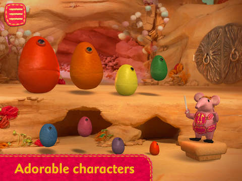 Clangers - Playtime Planet screenshot 9