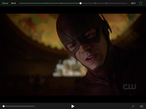 The CW screenshot 10