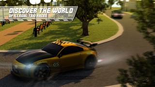 Real Taxi Driver Simulator 3D PRO screenshot 3