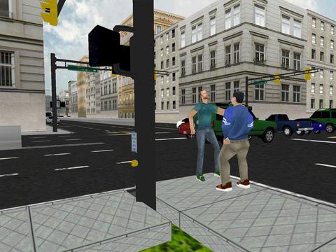 City Driving 3D - Free Roam screenshot 6