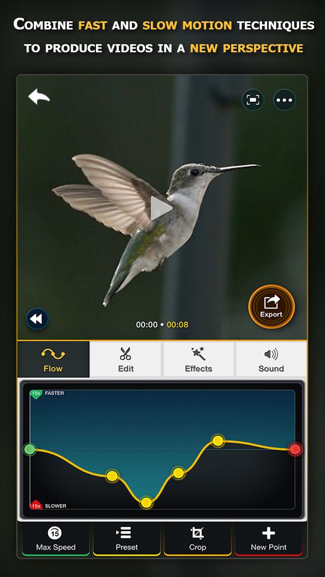 Flow Speed Control Pro screenshot 2