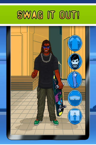 Skateboard Skater Maker - Create Your Own Skateboa - náhled