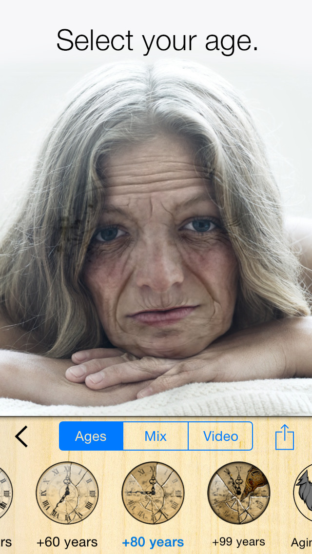 Oldify 2 - Face Your Old Age screenshot #3