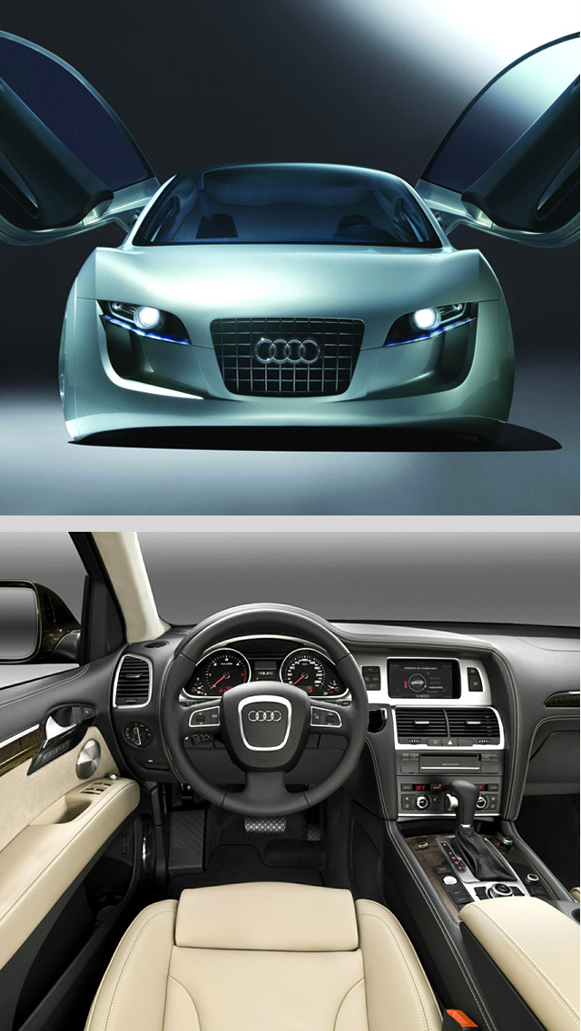 Luxurious Wallpapers of Audi PRO - The Cool Retina HD Picture Collection of Expencive Audi Cars screenshot 4