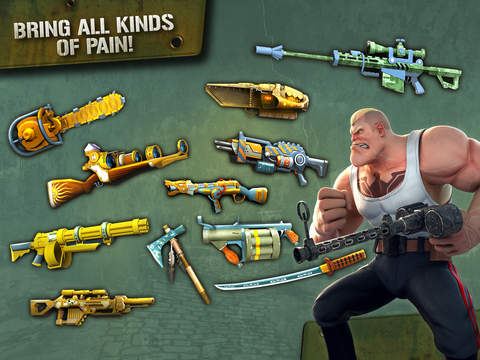 Blitz Brigade screenshot #3