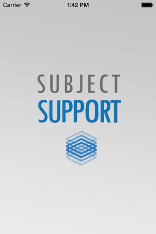 Subject Support - náhled