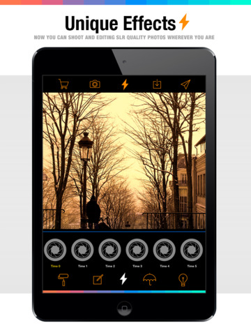 Flash 360 Plus - photography photo editor plus camera effects & filters screenshot 8
