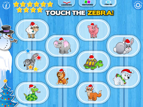 Abby – Amazing Farm and Zoo Winter Animals Games screenshot 10