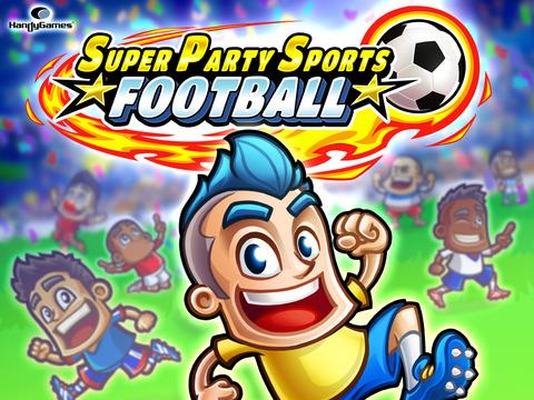 Super Party Sports: Football screenshot 6