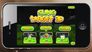 Sling Shot 3D - Christmas Special screenshot 3