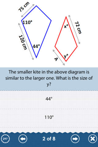 GCSE Maths : Geometry Revision Lite - náhled