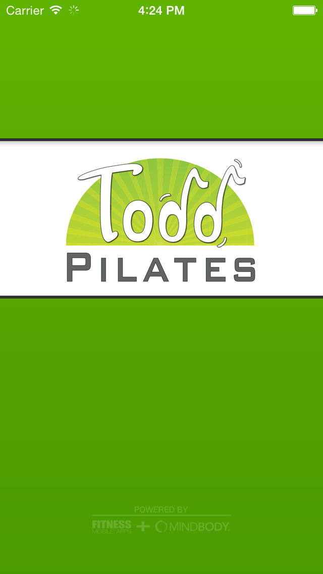 ToddPilates & Barre Fitness screenshot #1