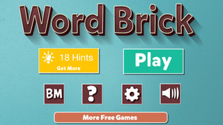 Word Brick screenshot 1