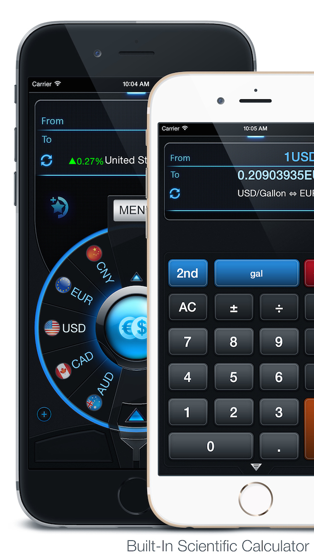 Currency & Unit Converter # screenshot 3