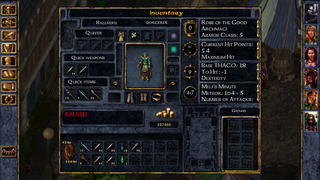 Baldur's Gate screenshot 3