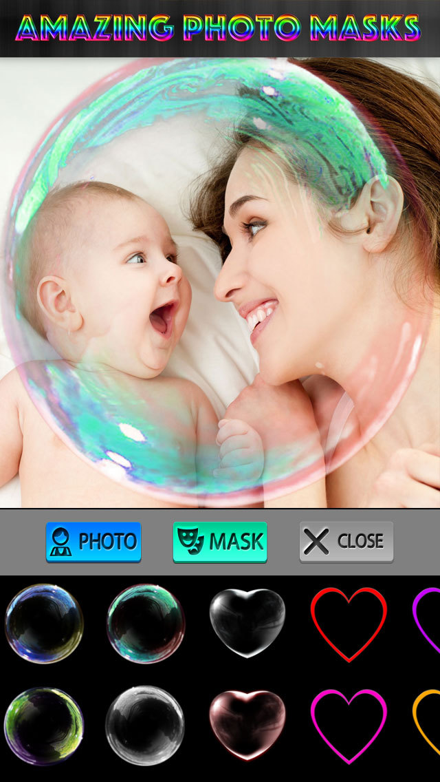 Crystal Ball Photo Frames screenshot 3