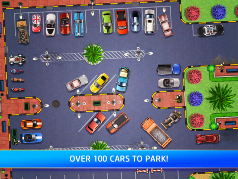Parking Mania HD screenshot 5