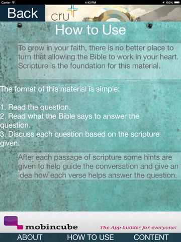 Transferable Discipleship screenshot 8