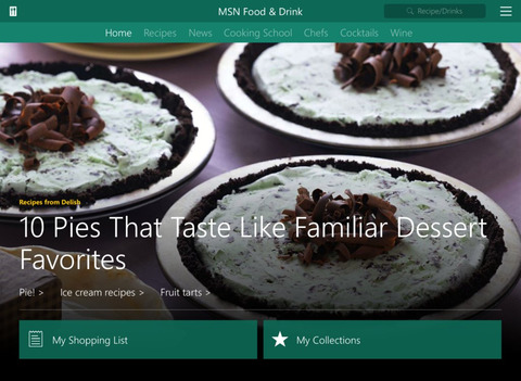 MSN Food & Drink screenshot 6