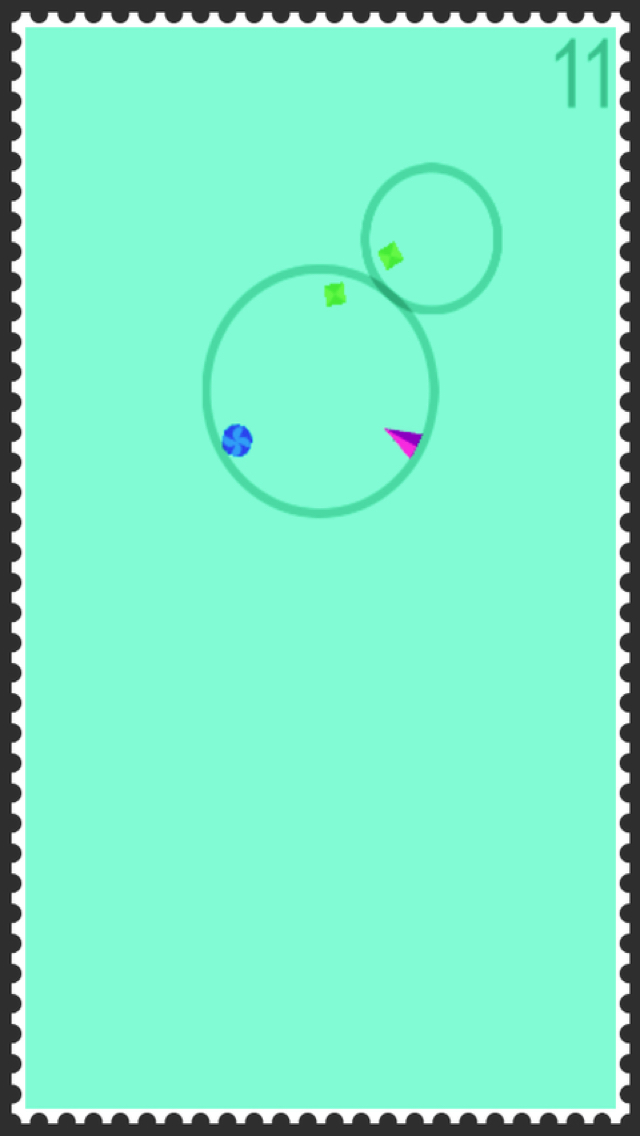 Limit Circle Ball screenshot 1